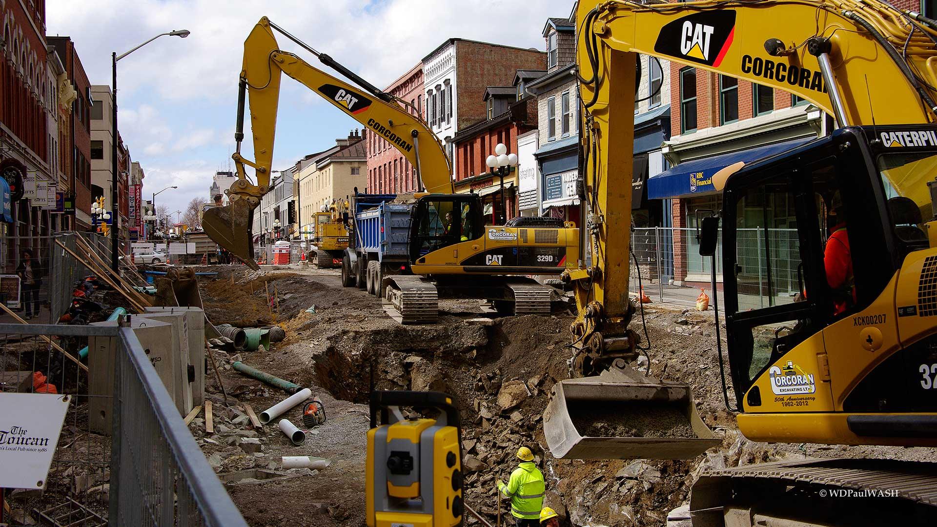 Big Dig Project, SB Engineering